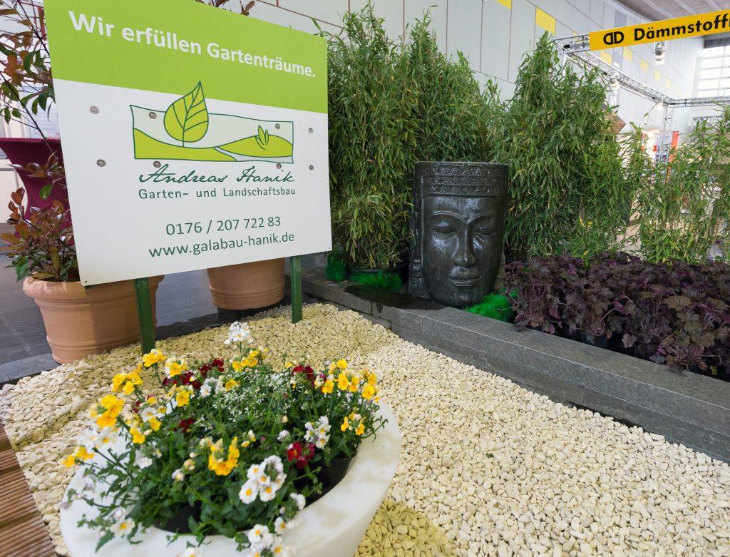 BauMesse NRW Gartengestaltung