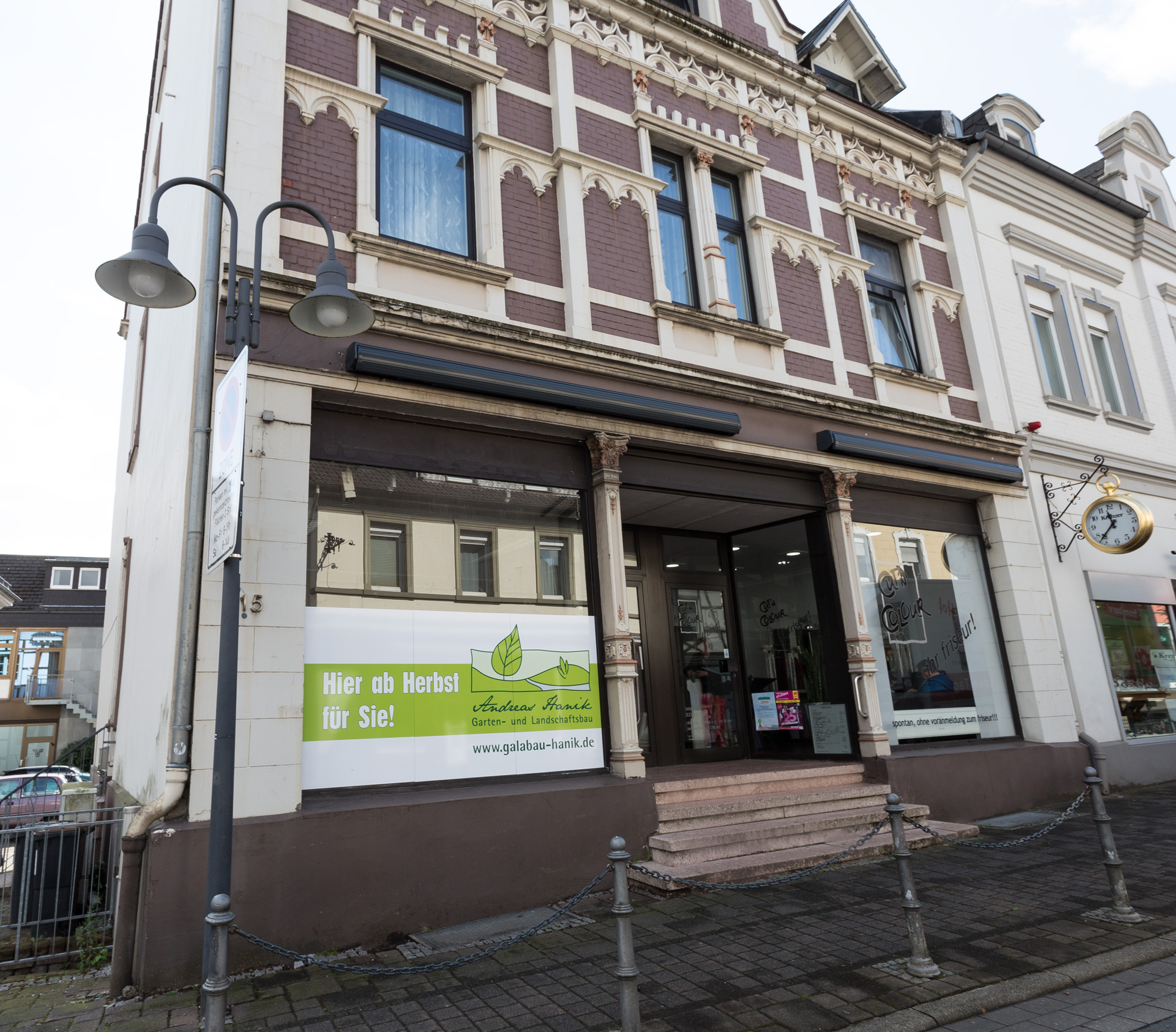 Neues Büro mit Showroom in Sprockhövel