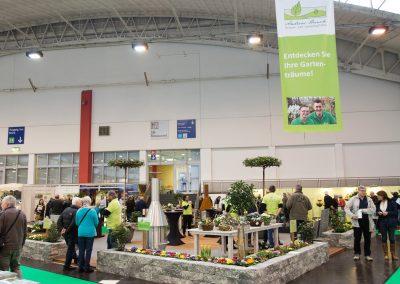 Galabau Hanik auf der Messe  Haus Garten Genuss in Essen