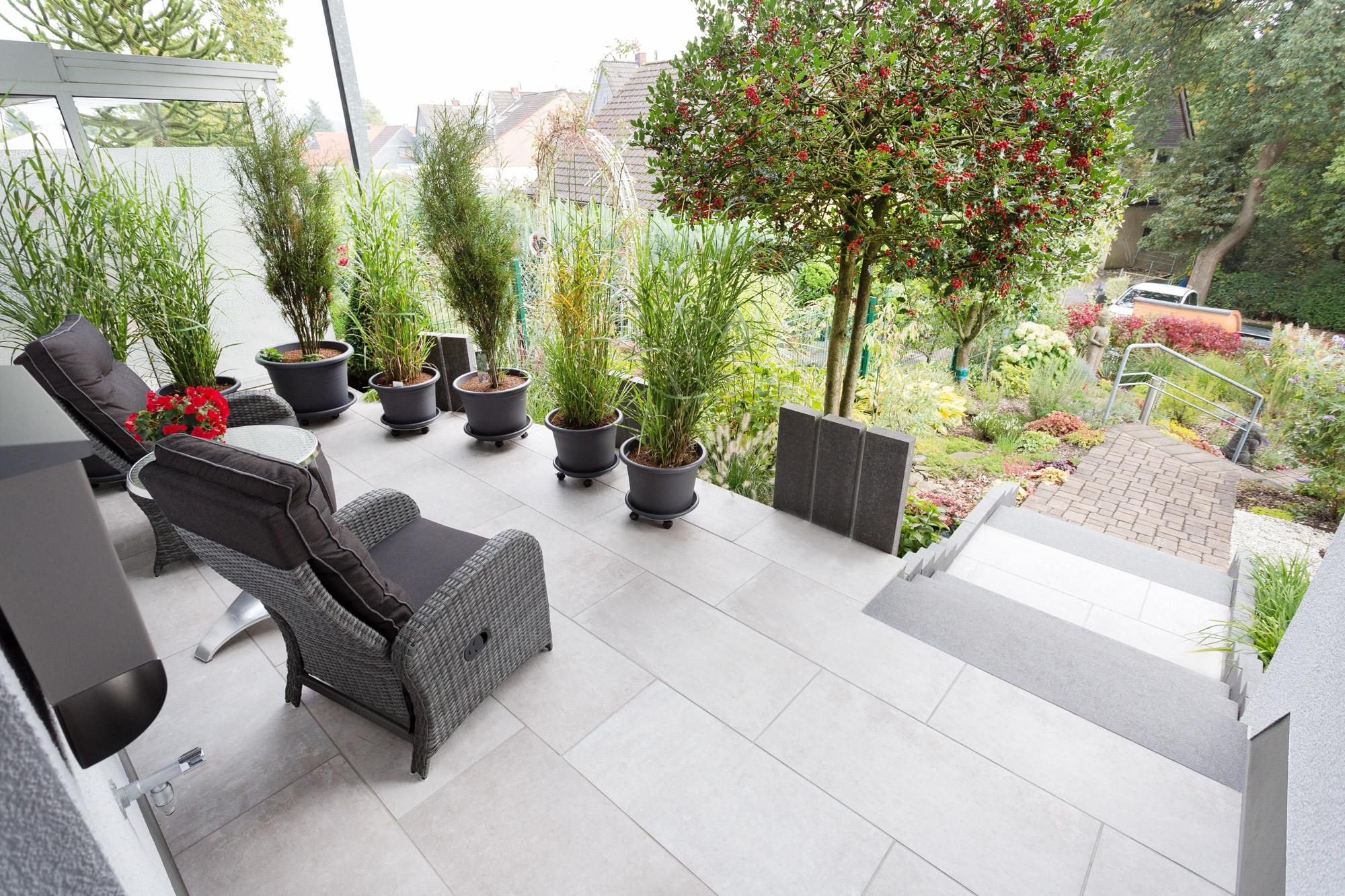 Terrassen | Andreas Hanik